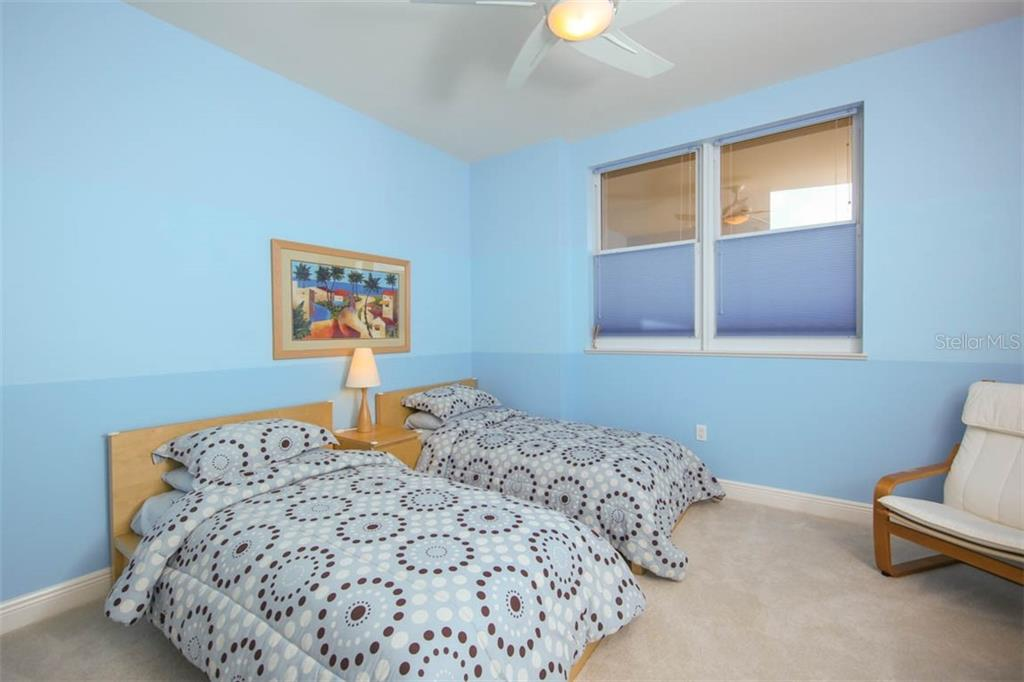 2nd bedroom offers a double closet and is conveniently located next to the 2nd bath. - Condo for sale at 3329 Sunset Key Cir #503, Punta Gorda, FL 33955 - MLS Number is C7406727