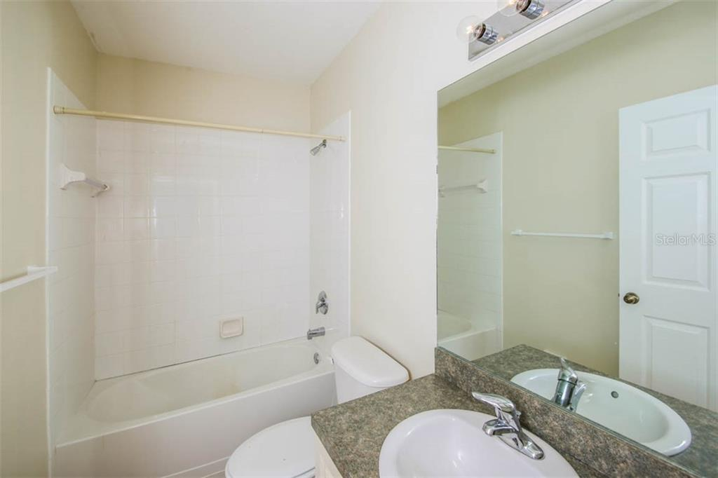 Hall bathroom - Condo for sale at 2040 Willow Hammock Cir #b208, Punta Gorda, FL 33983 - MLS Number is C7408424