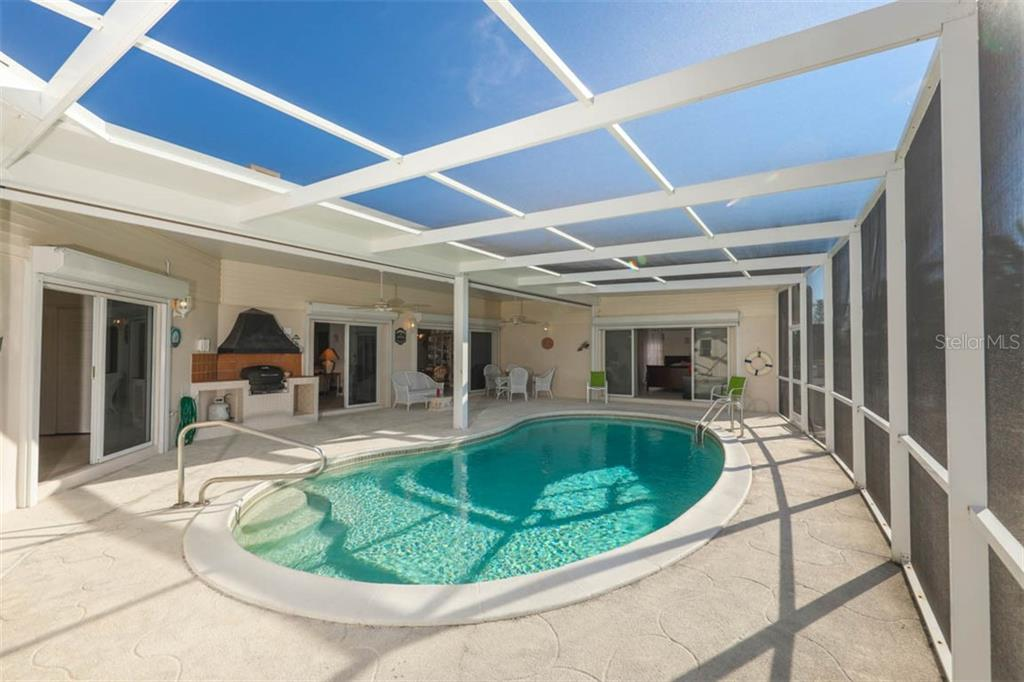 Pool & Lanai to BR 2, Living, Kitchen & Master! - Single Family Home for sale at 2291 Bayview Rd, Punta Gorda, FL 33950 - MLS Number is C7409445
