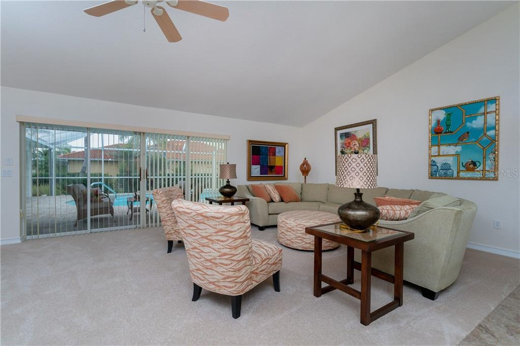 Furnishings available separately - Single Family Home for sale at 572 Toulouse Dr, Punta Gorda, FL 33950 - MLS Number is C7411184