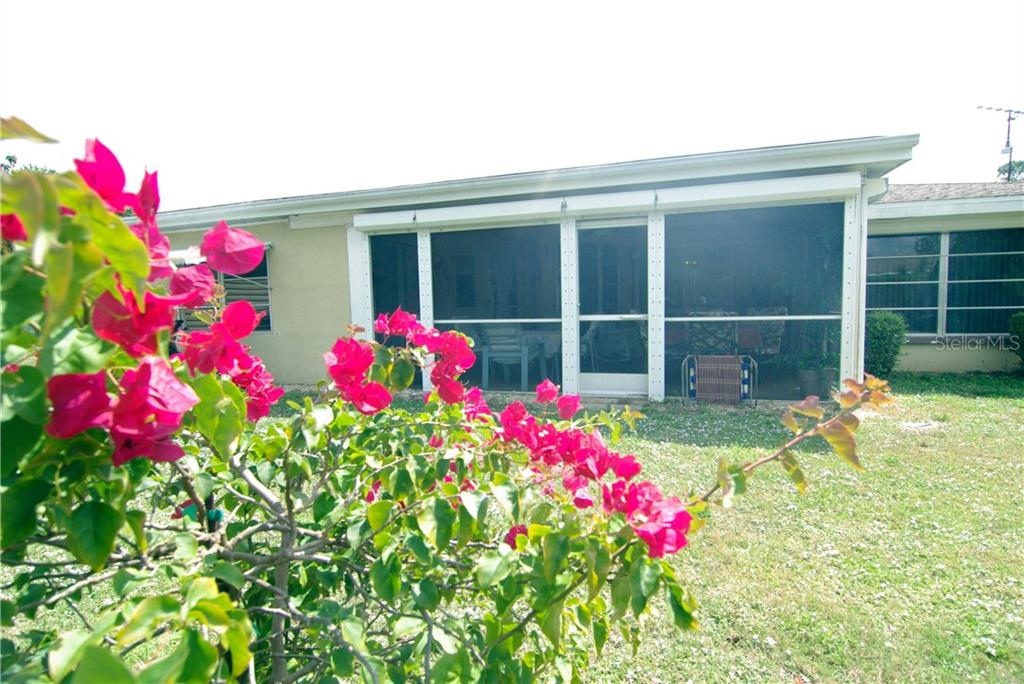 Back Yard - Single Family Home for sale at 2195 Abscott St, Port Charlotte, FL 33952 - MLS Number is C7414291