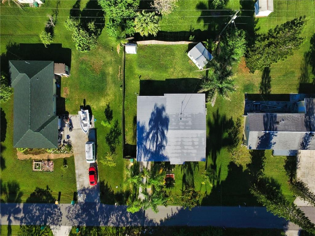 Overhead View 3 - Single Family Home for sale at 3513 Areca St, Punta Gorda, FL 33950 - MLS Number is C7414620