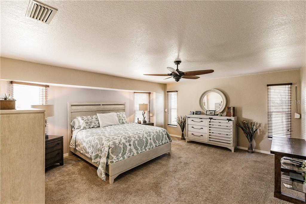 Master Bedroom - Single Family Home for sale at 1484 Abscott St, Port Charlotte, FL 33952 - MLS Number is C7414670