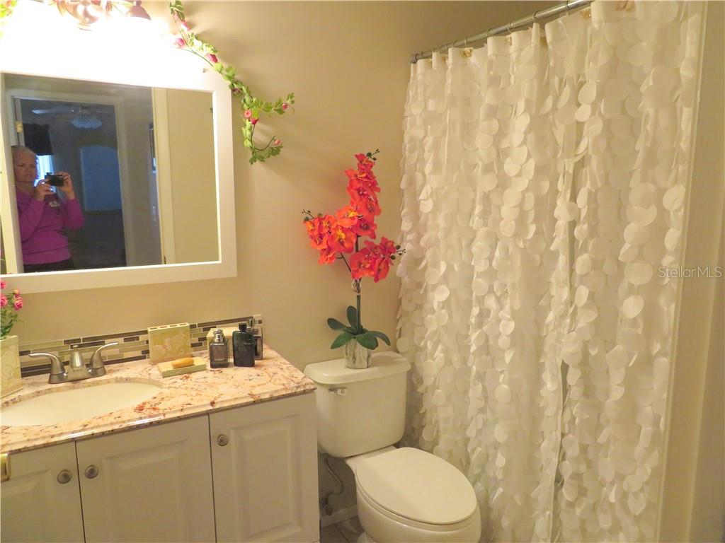 Guest Bathroom - Single Family Home for sale at 4275 Tollefson Ave, North Port, FL 34287 - MLS Number is C7416188