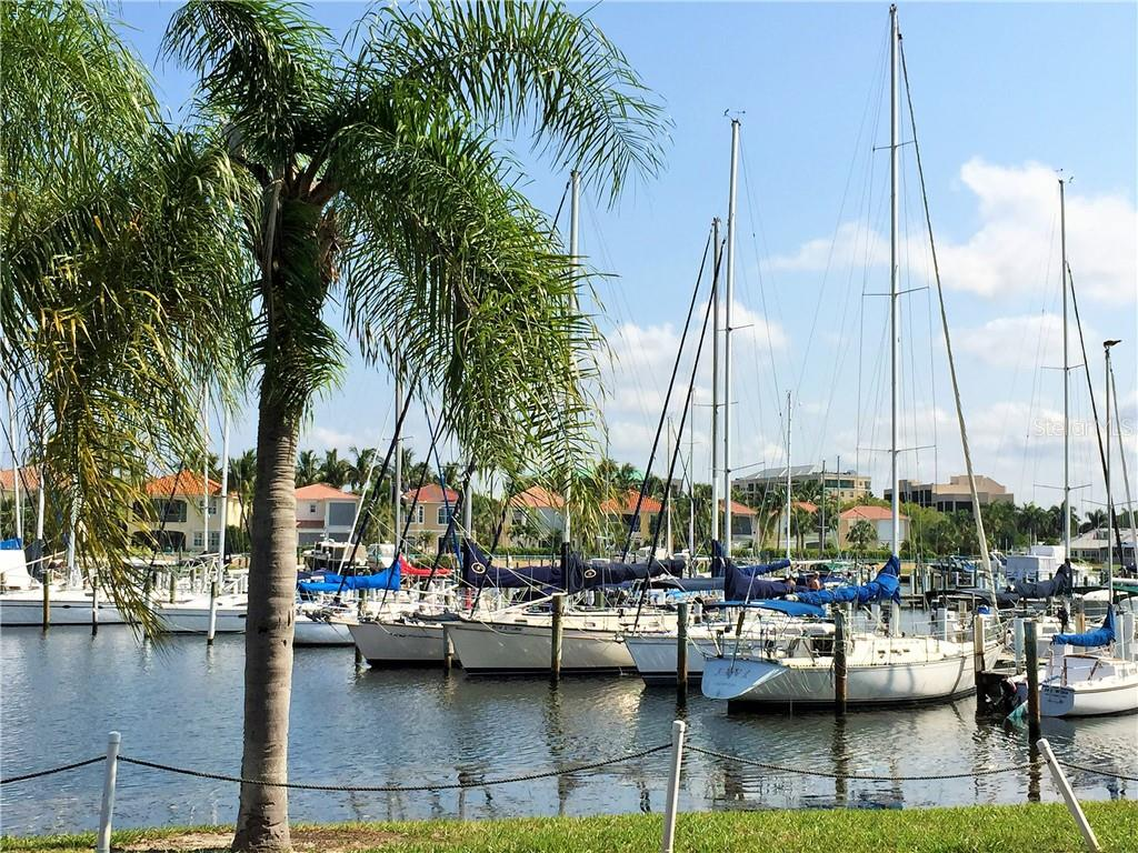 You will find a combination of power and sailing vessels moored in the south basin. - Single Family Home for sale at 1633 Islamorada Blvd, Punta Gorda, FL 33955 - MLS Number is C7418555