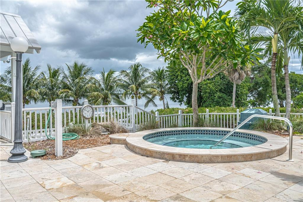 Spa - Single Family Home for sale at 124 Useppa Is, Captiva, FL 33924 - MLS Number is C7419408