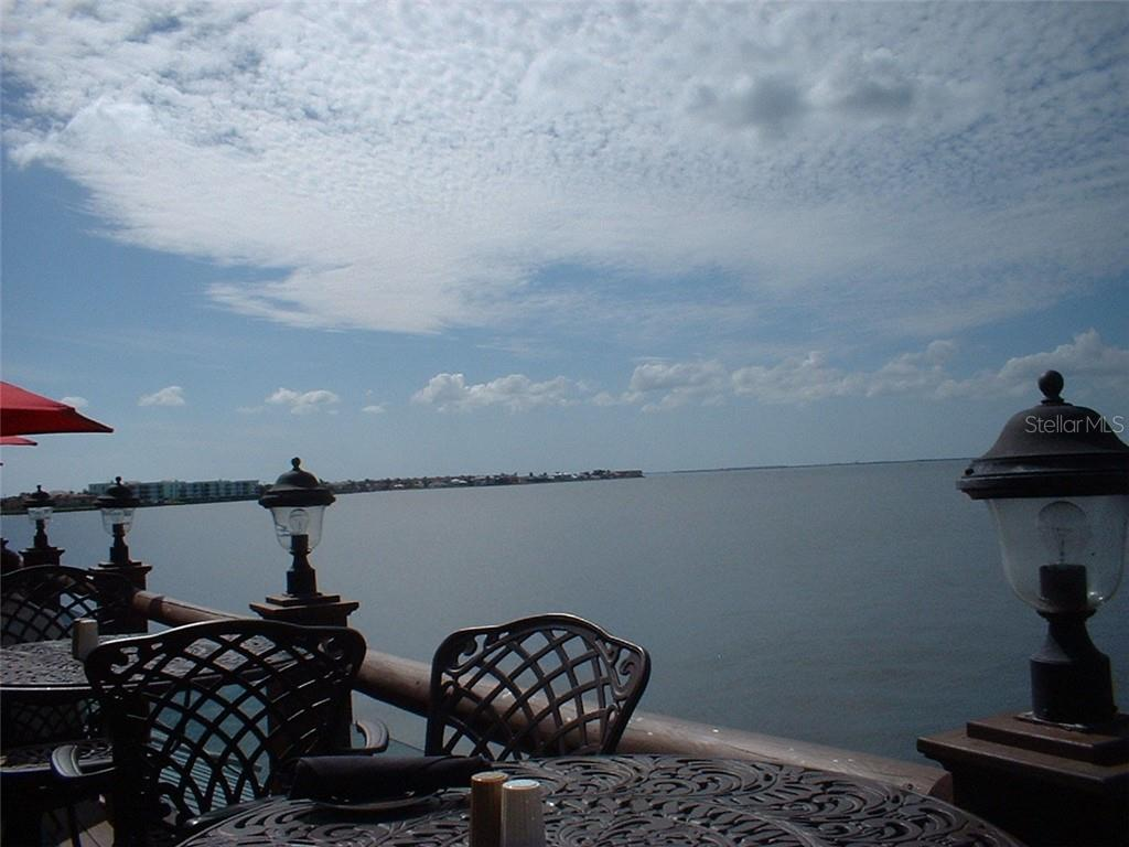 Enjoy a beautiful view from one of the restaurants at Fishermens Village - Vacant Land for sale at 3567 Tripoli Blvd, Punta Gorda, FL 33950 - MLS Number is C7420403
