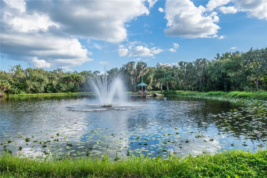 Sit by the Koi Pond to relax and rejuvenate - Single Family Home for sale at 2 Mandershaw Ln, Punta Gorda, FL 33982 - MLS Number is C7422349