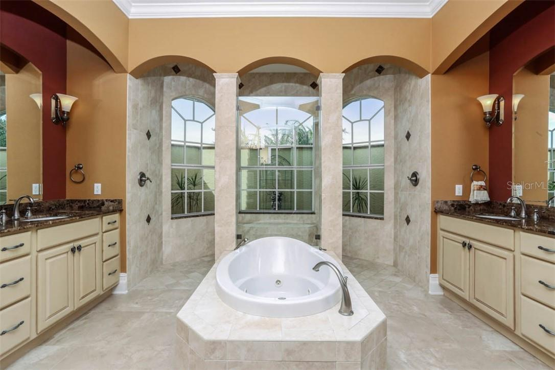 MASTER BATH - Single Family Home for sale at 3700 Como St, Port Charlotte, FL 33948 - MLS Number is C7425275