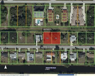 235 & 237 Annapolis Ln, Rotonda West, FL 33947
