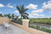 private patio - Condo for sale at 3329 Sunset Key Cir #104, Punta Gorda, FL 33955 - MLS Number is C7400151