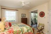 Enjoy the lovely views from the master bedroom - Condo for sale at 4643 Club Dr #102, Port Charlotte, FL 33953 - MLS Number is C7413207