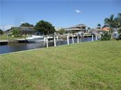 Rear of lot - Vacant Land for sale at 53 Tropicana Dr, Punta Gorda, FL 33950 - MLS Number is C7420346