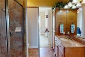 2nd floor guest bath. - Single Family Home for sale at 4245 Spire St, Port Charlotte, FL 33981 - MLS Number is C7437570