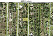 Aerial - Vacant Land for sale at 2297 Marcella Ter, Punta Gorda, FL 33983 - MLS Number is C7438527