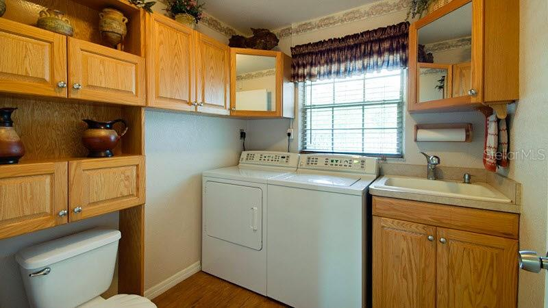 Laundry Room - Single Family Home for sale at 4905 Swift Rd, Sarasota, FL 34231 - MLS Number is A4144451
