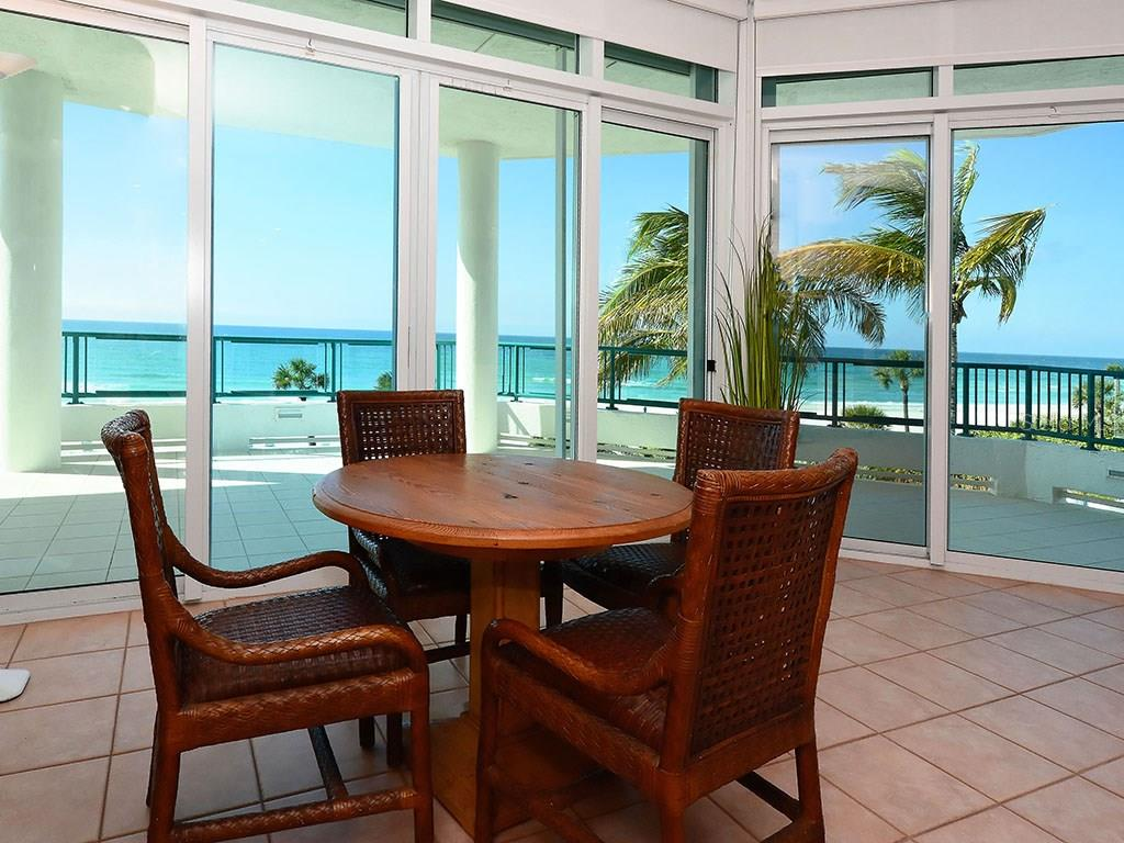 Eating Space in Living Room - Single Family Home for sale at 655 Longboat Club Rd #13a, Longboat Key, FL 34228 - MLS Number is A4171637