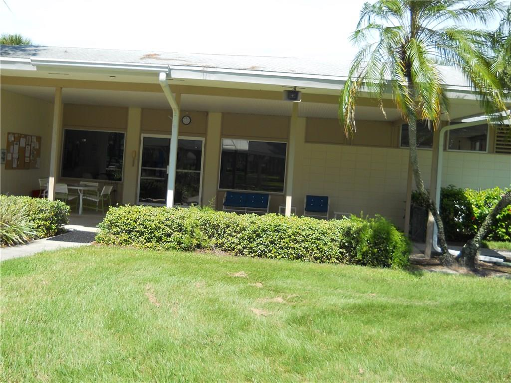 Clubhouse - Villa for sale at 1510 Grand Blvd #102, Sarasota, FL 34232 - MLS Number is A4172097