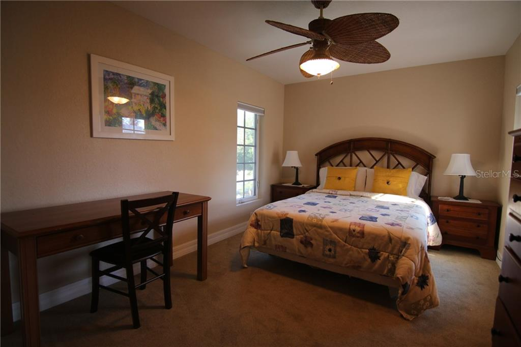 Master Bedroom - Single Family Home for sale at 5112 Calle Minorga #5112, Sarasota, FL 34242 - MLS Number is A4186641