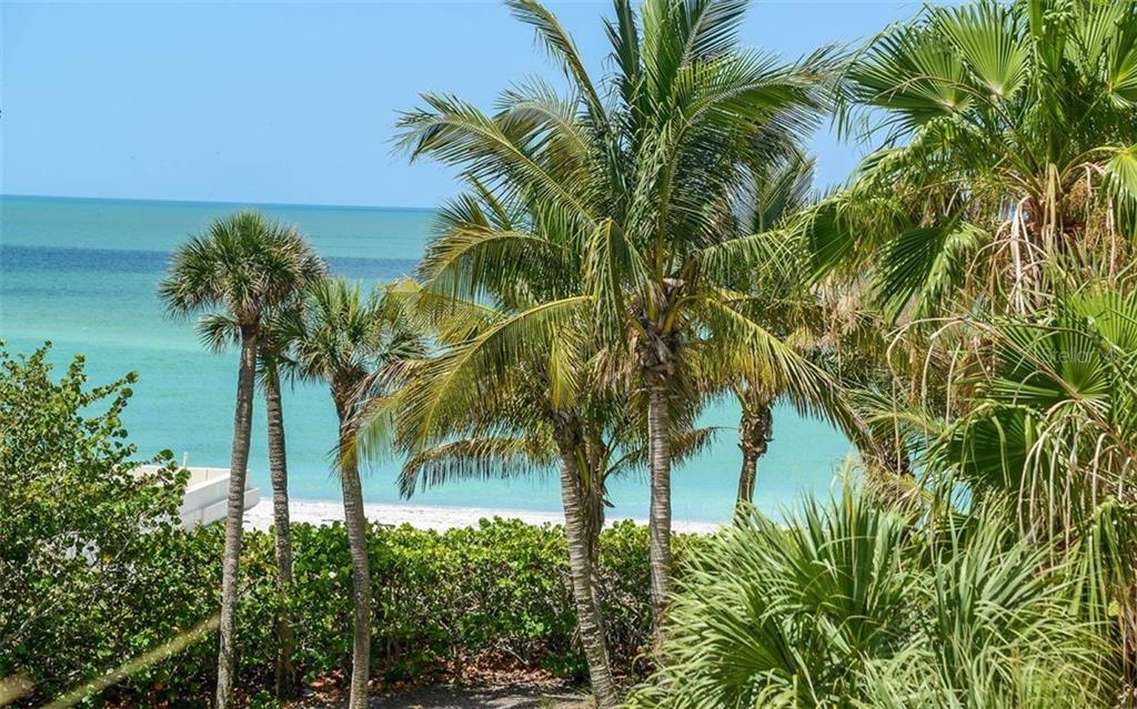 Side terrace view - Condo for sale at 1800 Benjamin Franklin Dr #a202, Sarasota, FL 34236 - MLS Number is A4187131