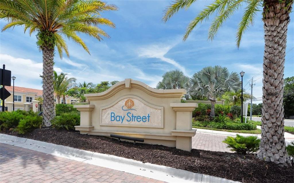 Community entrance - Condo for sale at 81 Navigation Cir #103, Osprey, FL 34229 - MLS Number is A4188370