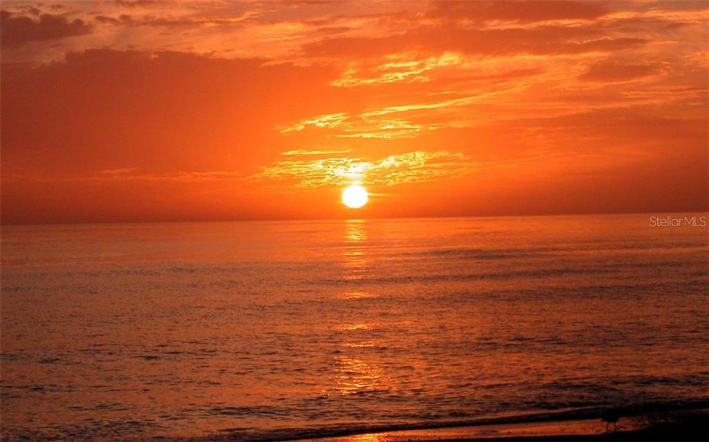 Sunset over Gulf of Mexico - Condo for sale at 6300 Midnight Pass Rd #806, Sarasota, FL 34242 - MLS Number is A4189340