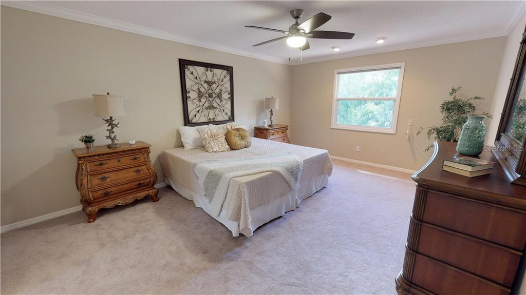 Another view of the master bedroom - Single Family Home for sale at 9122 16th Avenue Cir Nw, Bradenton, FL 34209 - MLS Number is A4189396