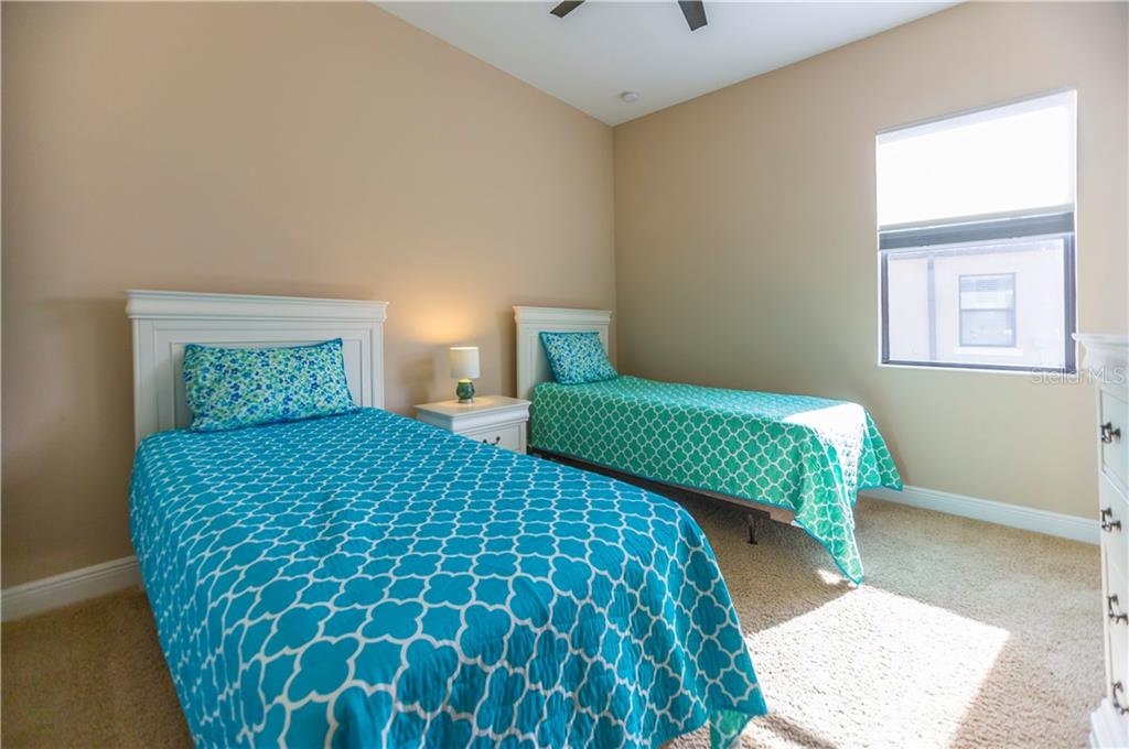 Bedroom 3 - Single Family Home for sale at 23883 Waverly Cir, Venice, FL 34293 - MLS Number is A4190222