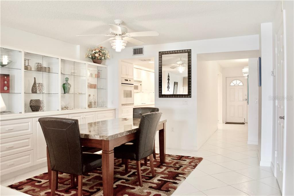 As you walk in to the unit. - Condo for sale at 19 Whispering Sands Dr #902, Sarasota, FL 34242 - MLS Number is A4191916