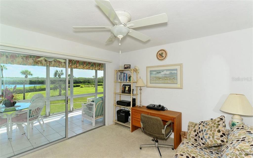 Second/Guest Bedroom. - Condo for sale at 4700 Gulf Of Mexico Dr #203, Longboat Key, FL 34228 - MLS Number is A4195618