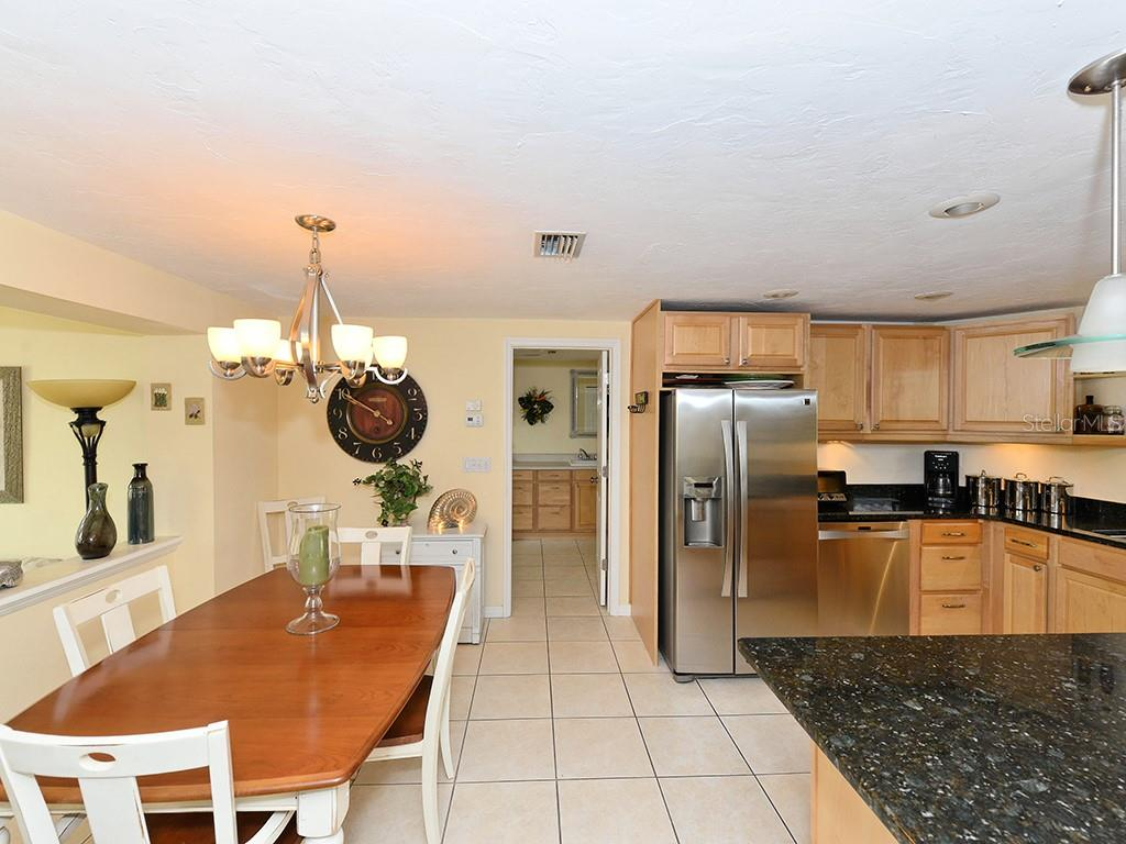 Canal view - Single Family Home for sale at 726 Jungle Queen Way, Longboat Key, FL 34228 - MLS Number is A4196293