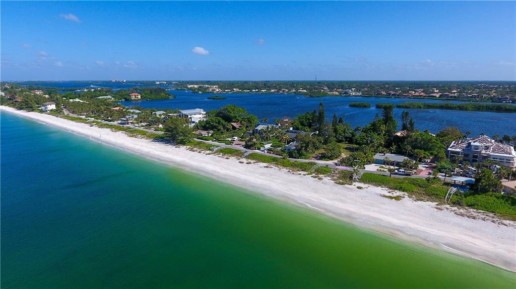 Existing home was cleared ready for your new custom home nestled between the Gulf and the Bay! - Vacant Land for sale at 3220 Casey Key Rd, Nokomis, FL 34275 - MLS Number is A4197366