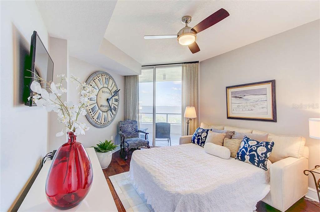 Bedroom 3 - Condo for sale at 3060 Grand Bay Blvd #142, Longboat Key, FL 34228 - MLS Number is A4199568