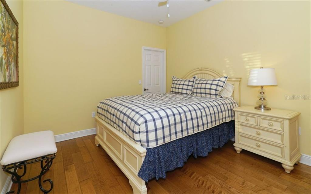 Guest Bedroom 2 - Single Family Home for sale at 1746 Hillview St, Sarasota, FL 34239 - MLS Number is A4202985