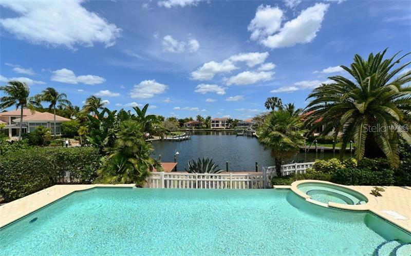 Deep water with direct access to Sarasota Bay - Single Family Home for sale at 1630 Harbor Sound Dr, Longboat Key, FL 34228 - MLS Number is A4204745