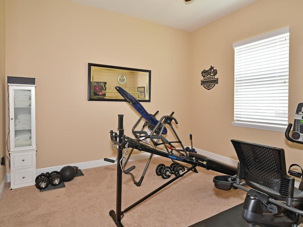 Make this room your own, as a home gym, office, library or additional bedroom! - Single Family Home for sale at 6601 Horned Owl Pl, Sarasota, FL 34241 - MLS Number is A4205612