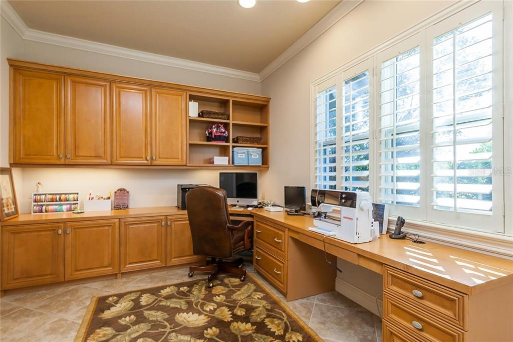 Perfect hobby room or large office space!  Lots of natural light and an expansive closet space! - Single Family Home for sale at 8346 Farington Ct, Bradenton, FL 34202 - MLS Number is A4206244