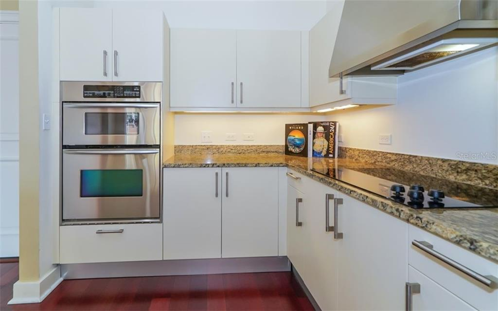 A working kitchen! - Condo for sale at 1350 Main St #608, Sarasota, FL 34236 - MLS Number is A4206707