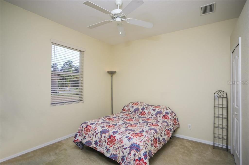 3rd Bedroom - Single Family Home for sale at 1876 Bushnell Ave, North Port, FL 34286 - MLS Number is A4207073