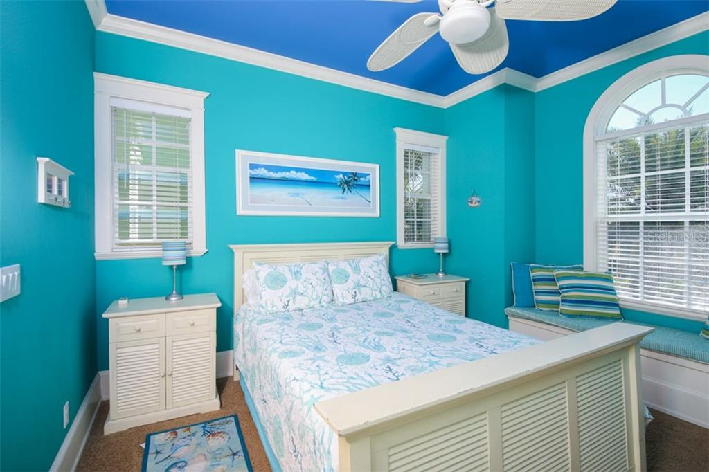 Guest room 1 - Single Family Home for sale at 455 Canal Rd, Sarasota, FL 34242 - MLS Number is A4209817