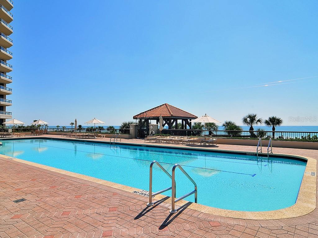 Olympic Size Pool - Condo for sale at 1241 Gulf Of Mexico Dr #502, Longboat Key, FL 34228 - MLS Number is A4211248