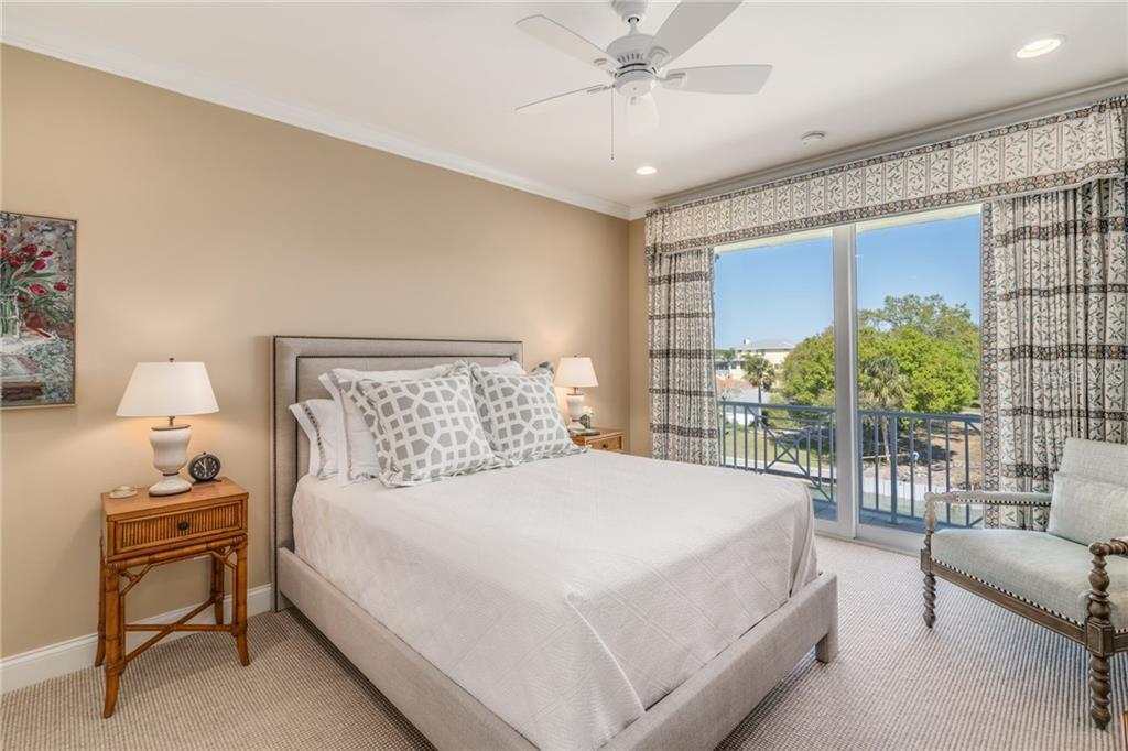 Bedroom 3 - Single Family Home for sale at 1503 Blue Heron Dr, Sarasota, FL 34239 - MLS Number is A4212851