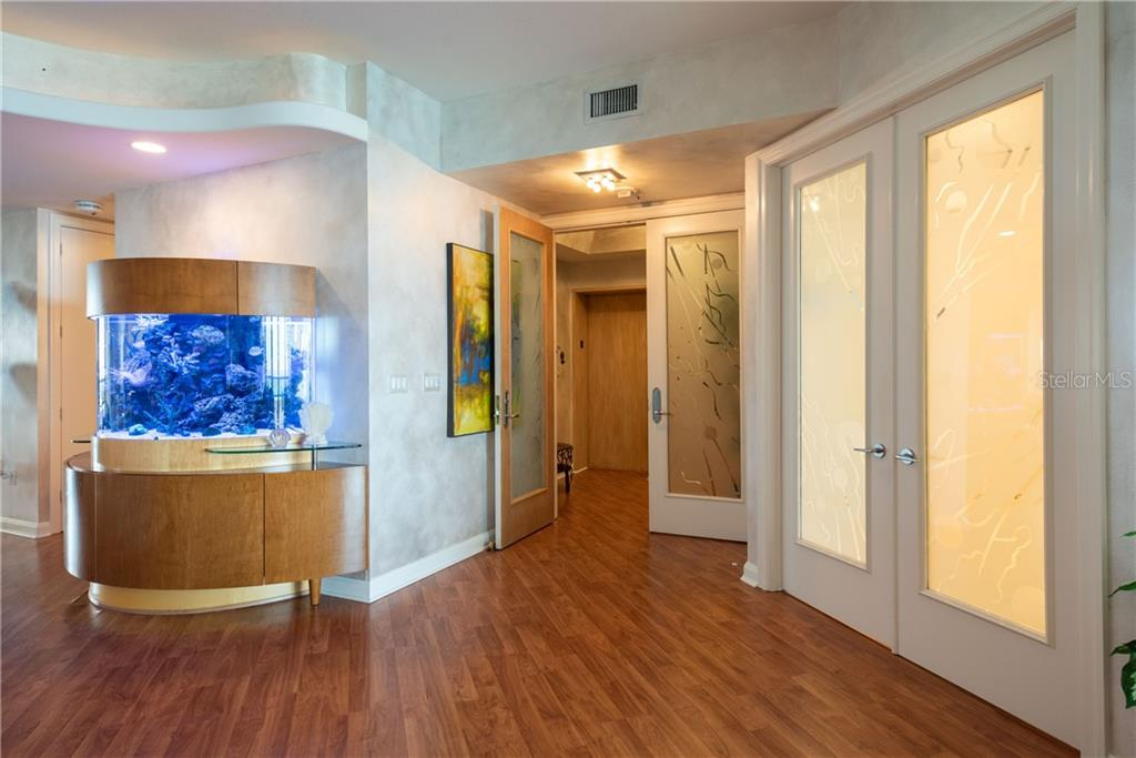 Beautiful glass doors - Condo for sale at 435 L Ambiance Dr #k806, Longboat Key, FL 34228 - MLS Number is A4406683