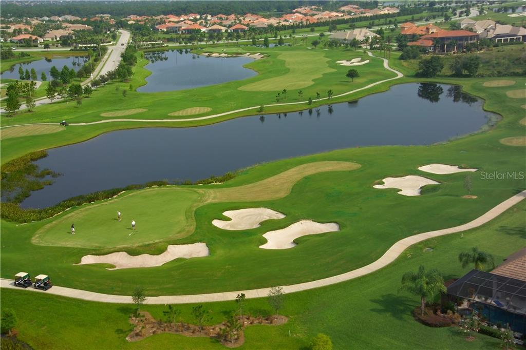 The Lakewood Ranch Golf and Country Club golf course - Single Family Home for sale at 13219 Palmers Creek Ter, Lakewood Ranch, FL 34202 - MLS Number is A4407857