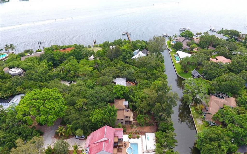 Water and Canal Views - Single Family Home for sale at 1238 Sea Plume Way, Sarasota, FL 34242 - MLS Number is A4408272