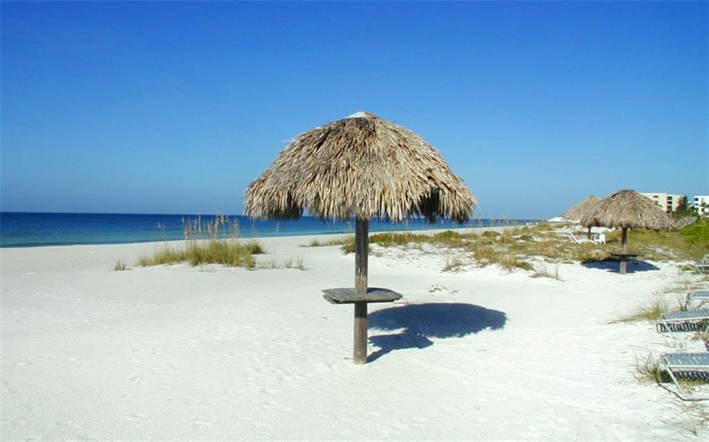Beach Huts & Lounge Chairs - Condo for sale at 1211 Gulf Of Mexico Dr #705, Longboat Key, FL 34228 - MLS Number is A4410234