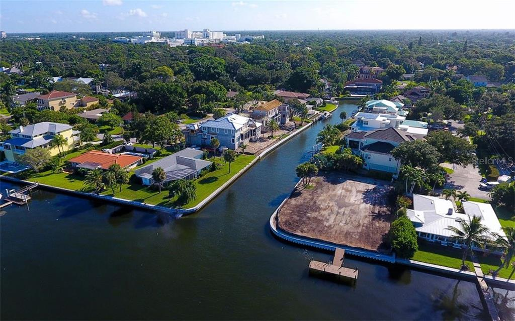 Vacant Land for sale at 1501 Blue Heron Dr, Sarasota, FL 34239 - MLS Number is A4412048
