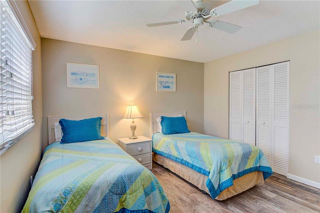 2nd Bedroom - Condo for sale at 925 Beach Rd #107b, Sarasota, FL 34242 - MLS Number is A4413716