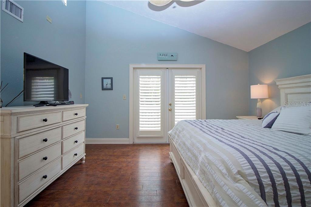Master Bedroom - Single Family Home for sale at 1205 Sea Plume Way, Sarasota, FL 34242 - MLS Number is A4414083