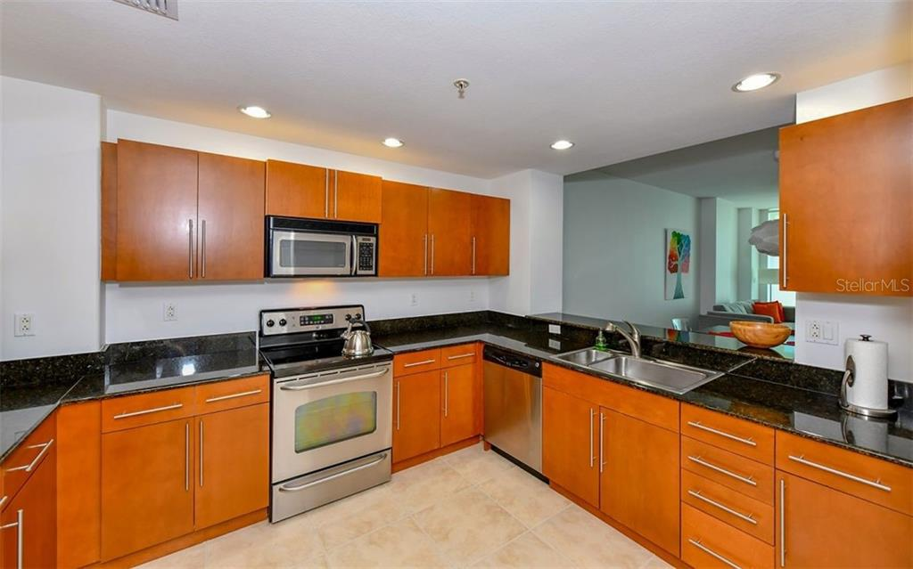 Kitchen - Condo for sale at 1771 Ringling Blvd #1011, Sarasota, FL 34236 - MLS Number is A4414630